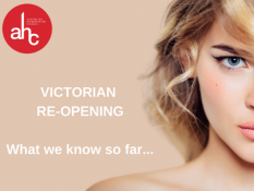 Victorian Re-Opening - What we know so far...