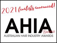 2021 Australian Hair Industry Awards Finalists Announced