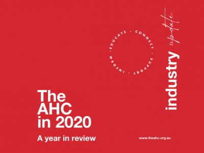 2020… A year in review from the Australian Hairdressing Council
